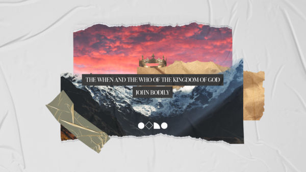 The When And The Who Of The Kingdom Of God Artwork image