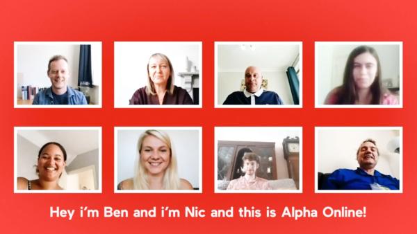 Alpha Online Video