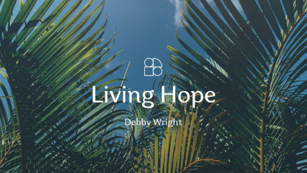 Living out our Living Hope Artwork image