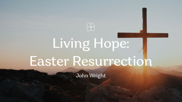 Living Hope: Easter Resurrection Artwork image