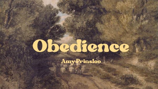 Obedience Artwork image