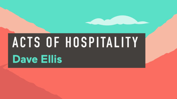 Acts from Acts series - 7/8 - Acts of Hospitality Artwork image
