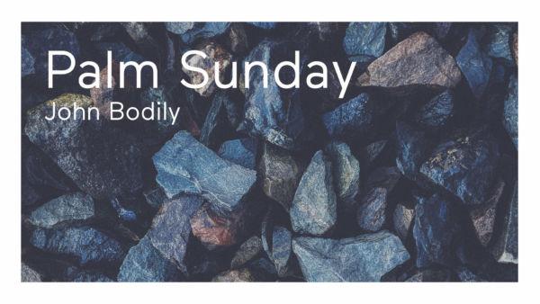 Palm Sunday Artwork image