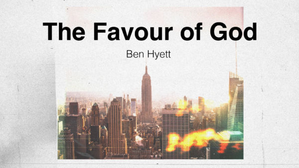The Favour of God Artwork image