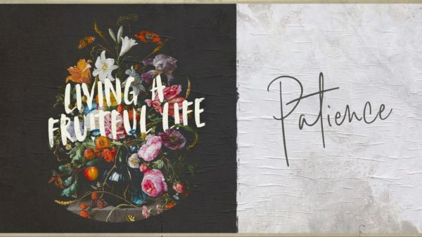 Living A Fruitful Life: Patience Artwork image