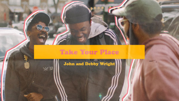 Take your place Artwork image