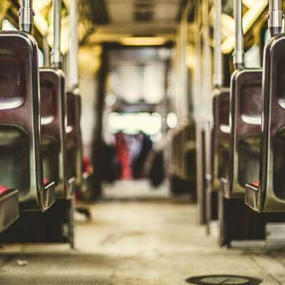 bus seat aisle